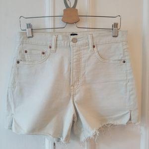 Highrise GAP shorts